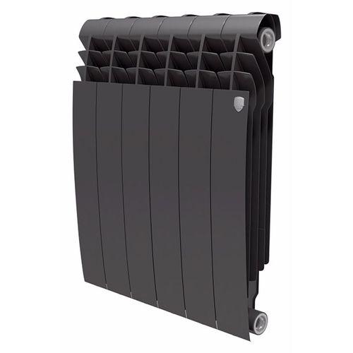 купить Биметаллический радиатор Royal Thermo Biliner black 500 в Кишинёве