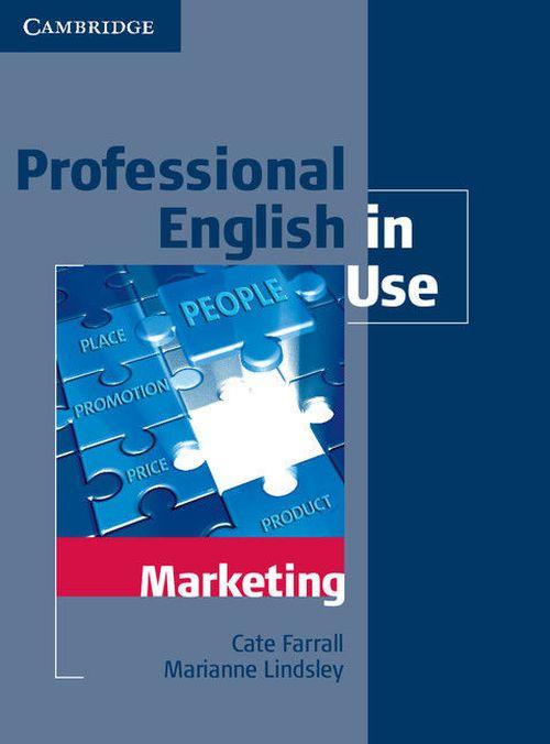 купить Professional English in Use Marketing в Кишинёве