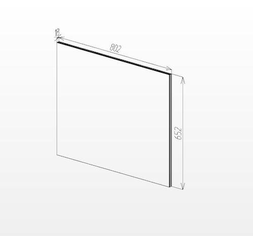 купить Modern Зеркало О 800x650 в Кишинёве