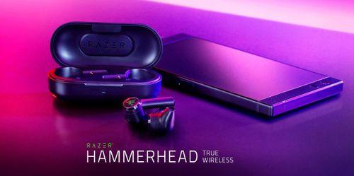 cumpără Cască fără fir Razer RZ12-02970100-R3G1 Hammerhead True Wireless în Chișinău