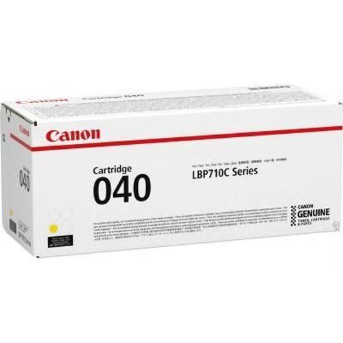 cumpără Laser Cartridge Canon 040 (HP CExxxA), yellow (5400 pages) for LBP-710CX/712CX în Chișinău