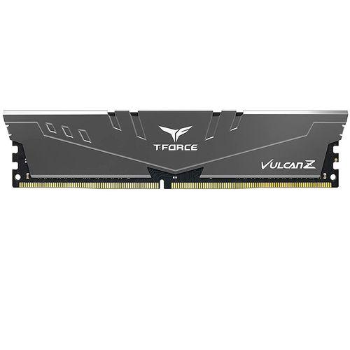 купить Оперативная память 16GB DDR4 Team Group T-Force Vulcan Z grey TLZGD416G3600HC18J01 16GB DDR4 PC4-28800 3600MHz CL18, Retail (memorie/память) в Кишинёве