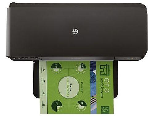 cumpără Printer HP Officejet 7110 A3+ Wide Format ePrinter H812a, Up to 33 ppm, 4800 x 1200 dpi, 128 MB DDR RAM, Up to 12000 pages, Hi-Speed USB 2.0, Ethernet, Wireless 802.11b/g/n (#932 Black, #933 C/M/Y Ink Cartridge) în Chișinău