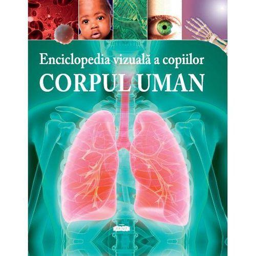 купить Детская визуальная энциклопедия. Тело человека в Кишинёве