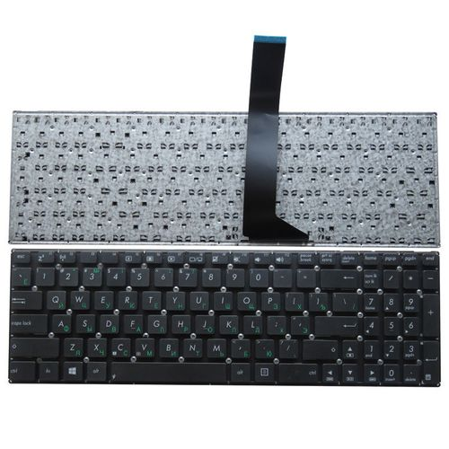"cumpără Keyboard Asus X501 F501 w/o frame ""ENTER""-small ENG/RU Black în Chișinău"