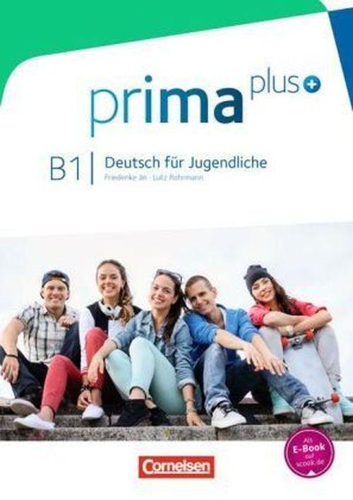 купить Prima plus Allgemeine Ausgabe · B1: Gesamtband в Кишинёве