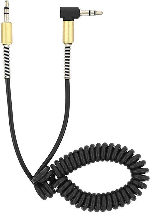 cumpără Cablu pentru AV Tellur TLL311051 Cable jack 3.5mm, 1.5m, Tellur Black în Chișinău
