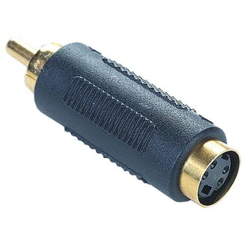 cumpără Gembird CCV-521 S-Video->cinch adaptor (S-Video jack to RCA plug) în Chișinău