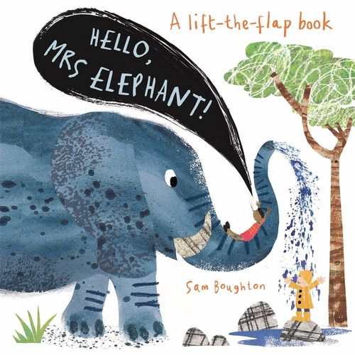 купить Hello, Mrs Elephant!(eng) в Кишинёве