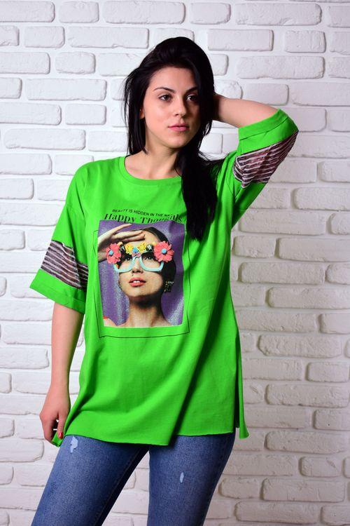 купить Женская футболка Simona ID 4053 в Кишинёве