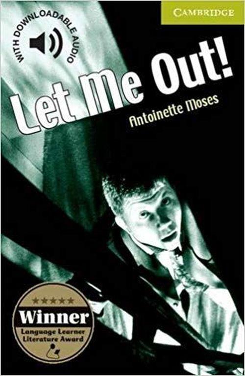 "купить ""Let Me Out!"" Antoinette Moses (Starter/Beginner) в Кишинёве"