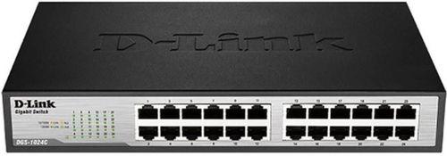 купить Switch/Коммутатор D-Link DGS-1024C/B1A L2 в Кишинёве
