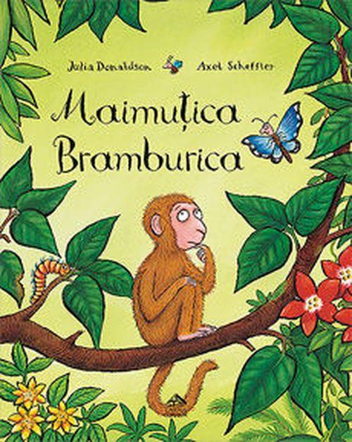 купить Maimuțica Bramburica в Кишинёве