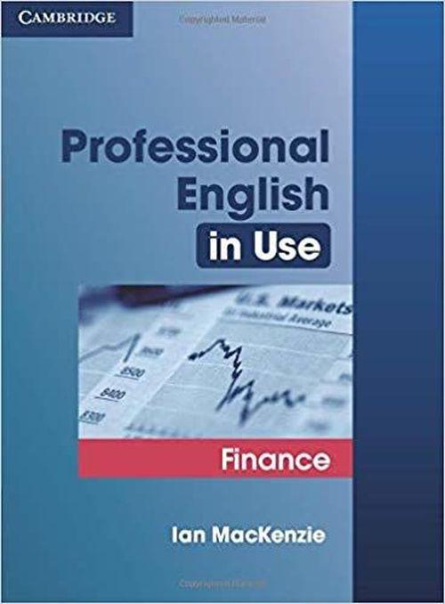 купить Professional English in Use Finance в Кишинёве