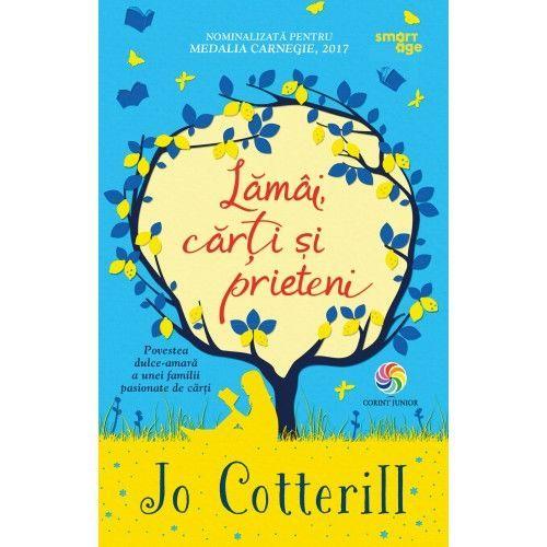 купить Лимоны, книги и друзья Jo Cotterill в Кишинёве