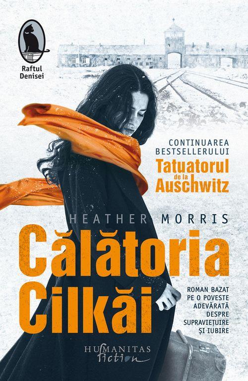 купить Călătoria Cilkăi - Heather Morris в Кишинёве