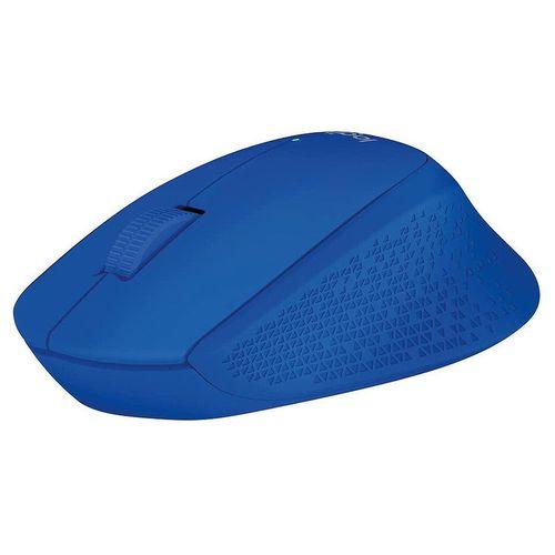 купить Мышь беспроводная Logitech M280 Blue Wireless Mouse, USB, 910-004290 (mouse fara fir/беспроводная мышь) в Кишинёве
