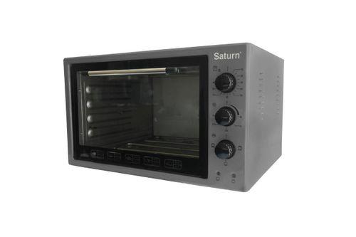 купить Печь электрическая компактная Saturn ST-EC3801 Gray в Кишинёве