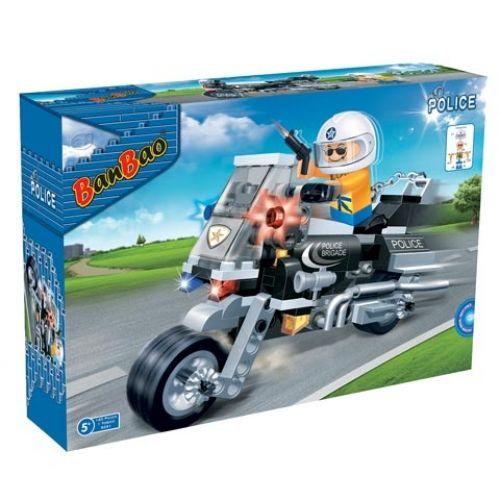 cumpără BanBao 8351 Police Motor 2 - 140 blocks în Chișinău