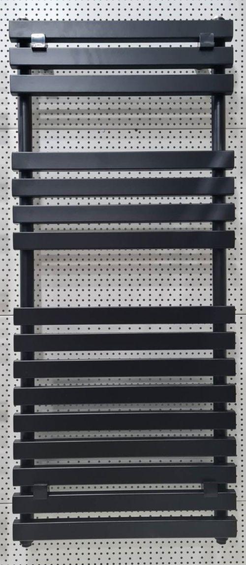купить Полотенцесушитель Aerfild Delfina 500x1200 мм, чёрный в Кишинёве