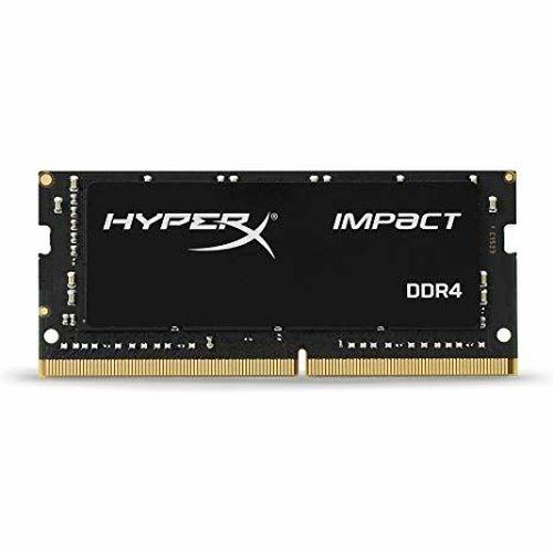 cumpără 16GB DDR4-2666 SODIMM Kingston  HyperX® Impact, PC21300, CL15, 1.2V în Chișinău