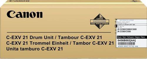 cumpără Drum Unit Canon C-EXV21 Black, 77 000 pages A4 at 5% for Canon iRC2380/3380 în Chișinău