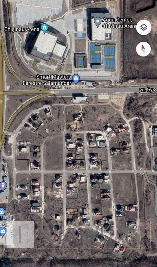 Teren pentru construcții, sect. Rîșcani, str. Bucovinei.
