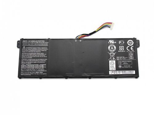 купить Battery Acer Aspire ES1-512 ES1-511E3-112 ES1-111 ES1-531 ES1-731 ES1-131 ES1-331 ES1-520 ES1-521 E3-111 E5-721 E5-731 ES1-311 ES1-711 R3-131 R5-431 R5-471 R7-371 V3-111 V3-112 TravelMate B115 B116 P236 P276 Extensa 2519 15.2V 3220mAh Black Original в Кишинёве