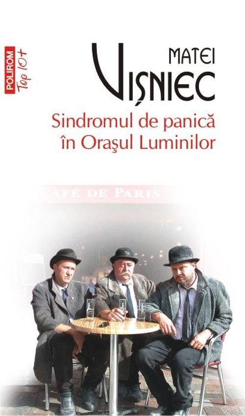 купить Sindromul de panică în Orașul Luminilor в Кишинёве