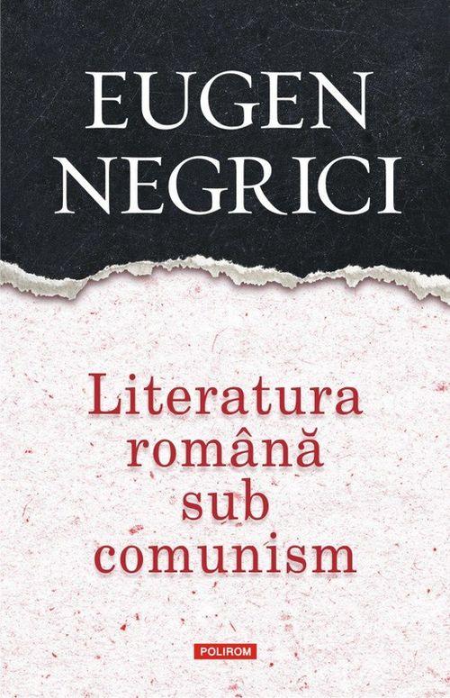 купить Literatura română sub comunism в Кишинёве