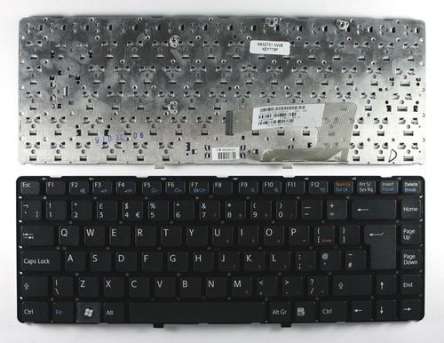 "купить Keyboard Sony VGN-NW w/o frame ""ENTER""-big ENG/RU Black в Кишинёве"