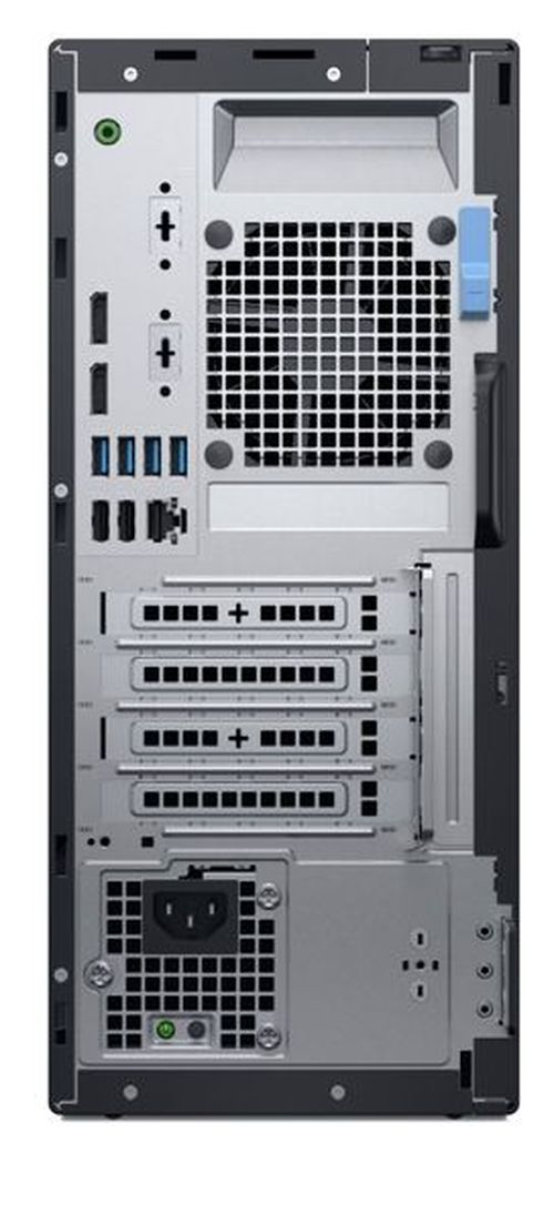 cumpără DELL OptiPlex 5060 MT lnteI® Core® i7-8700 (Six Core, up to 4.60GHz, 12MB), 8GB DDR4 RAM, 256GB SSD, DVD-RW, lnteI® UHD630 Graphics, TPM, 260W PSU, USB mouse, USB KB216-B, Ubuntu, Black în Chișinău