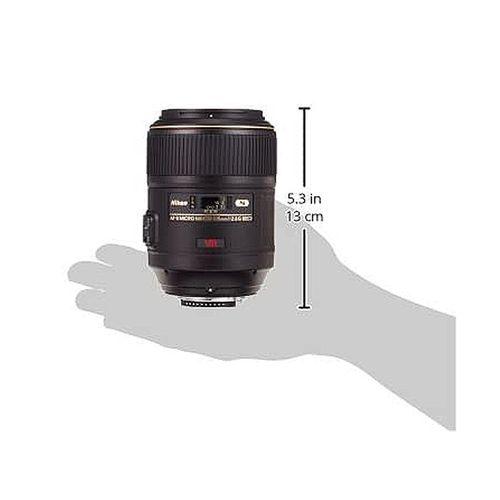купить Nikon AF-S VR Micro-Nikkor 105mm f/2.8G IF-ED (Obiectiv Nikon/ обьектив Nikon), JAA630DB в Кишинёве