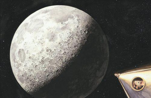 купить Армстронг. Невероятное путешествие мышонка на Луну в Кишинёве