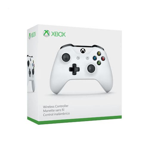 купить Controller wireless Xbox One White в Кишинёве