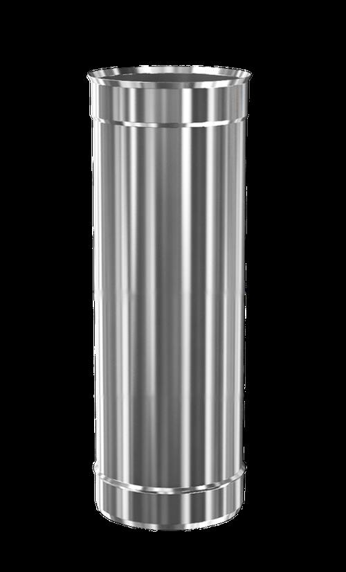 купить Ø250 Труба дымоходная  500 mm (inox 304) в Кишинёве