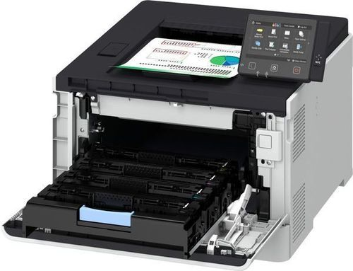 купить Printer Color Canon i-Sensys LBP-654CX, Duplex,Net, WiFi, A4,27ppm,1GB, 1200x1200dpi, 250+50 sheet tray, LCD CTScreen,UFRII,PCL5c*,PCL6,Adobe® PostScript, Max.50k pages per month,Cart 046HBk & 046Bk (6300/2200ppm) & 046HC/M/Y & 046C/M/Y(5000/2300ppm) в Кишинёве