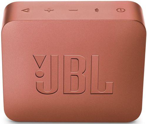 купить Колонка портативная Bluetooth JBL GO 2 Cinnamon в Кишинёве