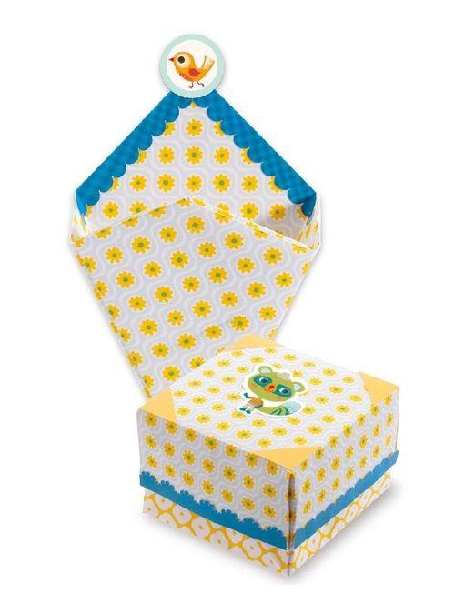 купить Djeco Origami Small Boxes в Кишинёве