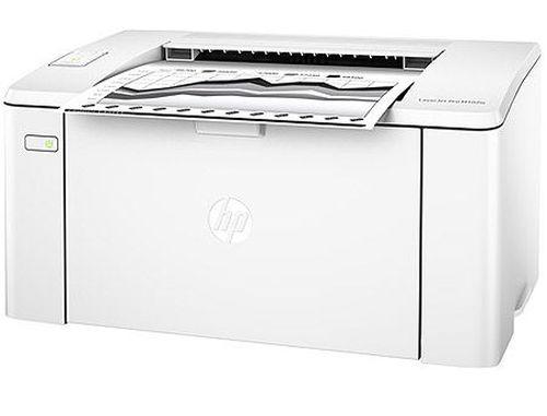 купить Printer HP LaserJet Pro M102w, A4, 600x600dpi, HP FastRes 1200 (1200 dpi quality), 22ppm, 128MB, WiFi 802.11b/g/n, USB 2.0, Cartridge CF217A HP 17A(1600 pages), Starter cartridge 700 pages, included USB cable в Кишинёве