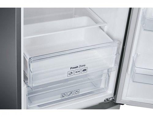 cumpără Frigider cu congelator jos Samsung RB37J5000SS/UA în Chișinău