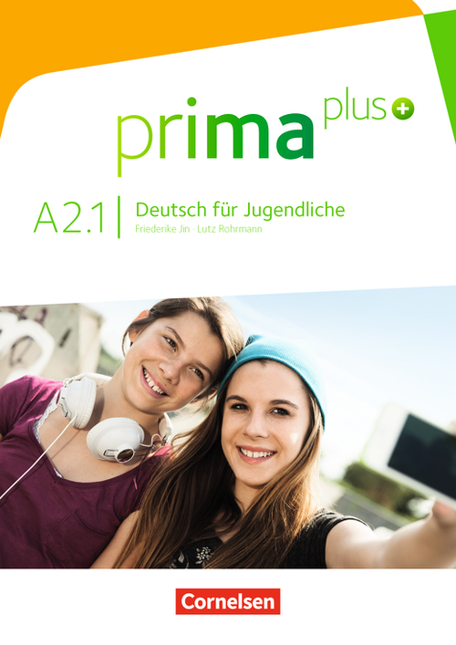 купить Prima plus Allgemeine Ausgabe · A2: Band 1 Schülerbuch в Кишинёве