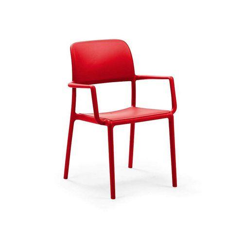 купить Кресло Nardi RIVA ROSSO 40246.07.000.06 (Кресло для сада и террасы) в Кишинёве