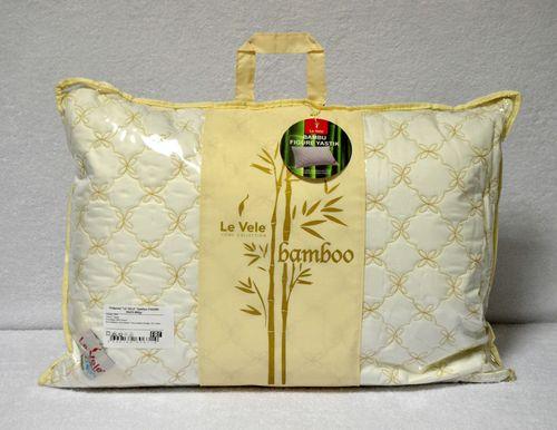 """купить Подушка Le Vele """"Bamboo Figure"""", 100% нанофайбер, 50х70 см в Кишинёве"""