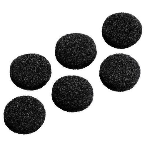 купить Аксессуар для моб. устройства Hama Foam Replacement Ear Pads, Ø 19 mm, 6 pieces 122682 в Кишинёве