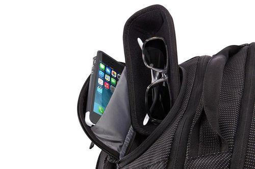 """cumpără 17"""" NB Backpack - THULE Crossover  25L, Black în Chișinău"""