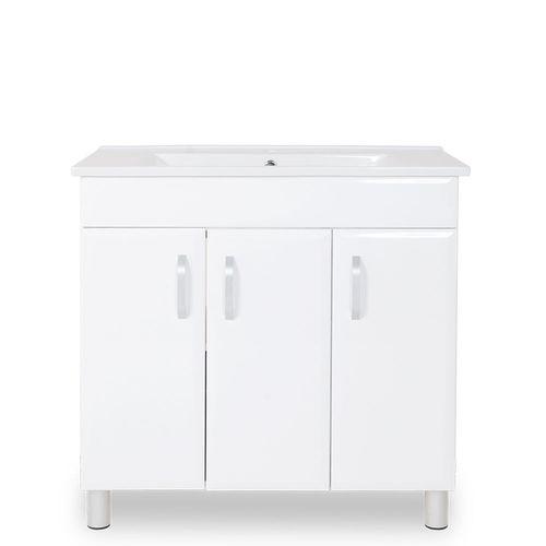 купить Diamis Шкаф белый с умывальником Atria 850 в Кишинёве
