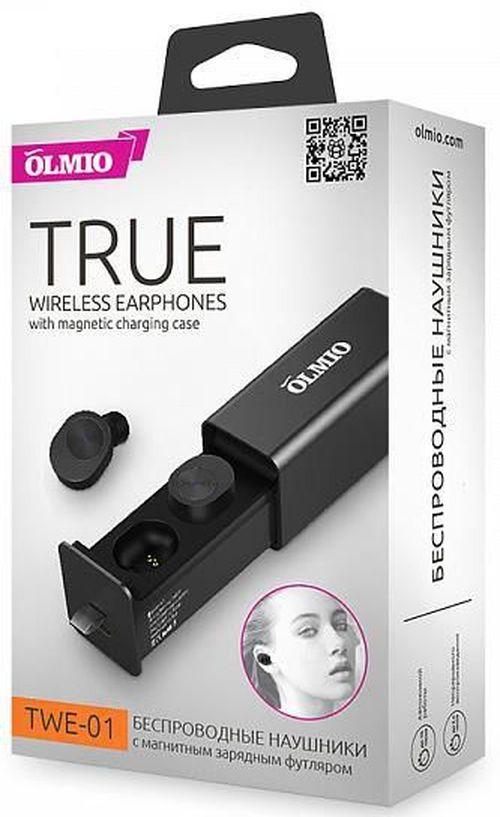 """cumpără Cască fără fir Partner 38482 Olmio """"TWE-01"""", Bluetooth 4.2, True Wireless în Chișinău"""