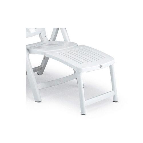 купить Подставка для ног для кресла Nardi POGGIAPIEDE 45 BIANCO 40296.00.000 (Подставка для ног для кресла Nardi Salina) в Кишинёве