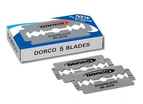 купить Лезвия Dorco для классического станка - 1 упаковка (5 лезвий) в Кишинёве